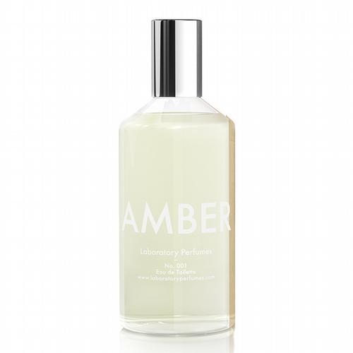 Laboratory Perfumes - No. 001 Amber (EdT) 100ml